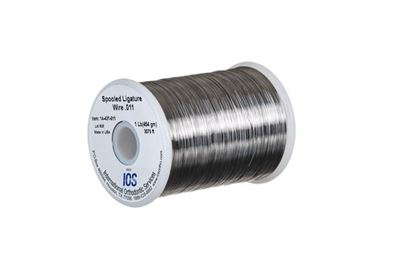 Picture of Spooled Ligature Wire .008 - Spool/1lb