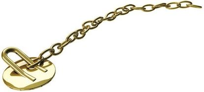 Picture of Classic Gold Eruption Chain - Flat Neck - PK/1