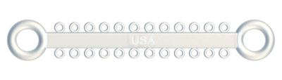 Picture of Ligature O - Ties Pearl - PK/1008