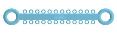 Picture of Ligature O - Ties baby Blue - PK/1008