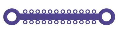 Picture of Ligature O - Ties Purple - PK/1008
