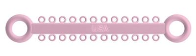 Picture of Ligature O - Ties Baby Pink - PK/1008