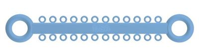 Picture of Ligature O - Ties Periwinkle - PK/1008