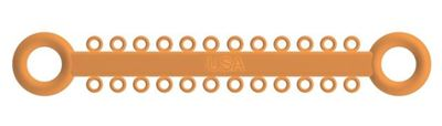 Picture of Ligature O - Ties Marigold - PK/1008