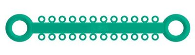 Picture of Ligature O - Ties Turquise - PK/1008