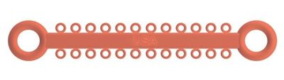 Picture of Ligature O - Ties Coral - PK/1008