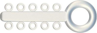 Picture of Mini Ligature O - Ties Pearl - PK/1000