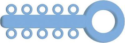 Picture of Mini Ligature O - Ties Periwinkle - PK/1000