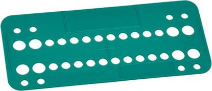 Picture of Bonding Trays Teal - PK/25