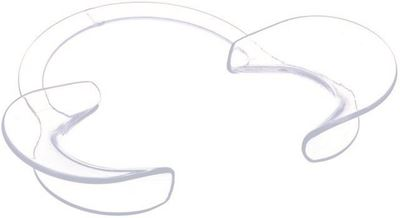 Picture of Autoclavable Intraoral Cheek Rectactor Large Size - Piece