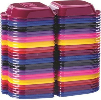Picture of Retainer Cases, Neon Green - PK/20