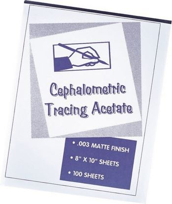 Picture of Cephalometric Tracing Paper - Book/100 P