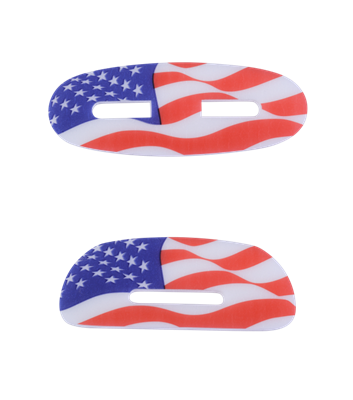 Picture of Face Mask Pad Replacment - American Flag - PK/2