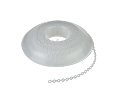 Picture of Power Chain Short White - Spool/15ft