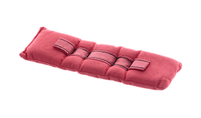 Picture of IOS Comfort Neck Pads Red - Piece