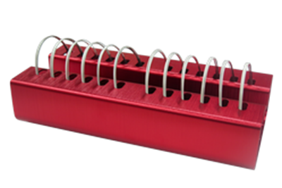 Picture of SS wire Organizer Red Color - Piece